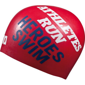 arena Poolish Moulded Swimming Cap red-heroes